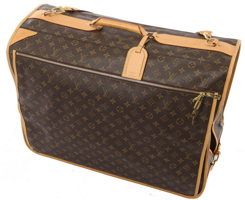 louis vuitton kleidersack tasche reisekoffer koffer reisetasche bag suitcase top ebay. Black Bedroom Furniture Sets. Home Design Ideas